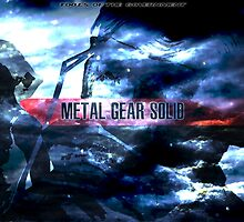 Metal Gear Solid by RellikJoin
