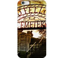 Odd Fellows iPhone Case/Skin