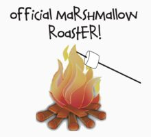 Official Marshmallow Roaster by shakeoutfitters