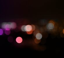 Rainbow Bokeh by Tally94