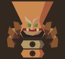 The Dizzy Totem by W164