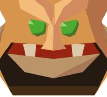 The Dizzy Totem Sticker