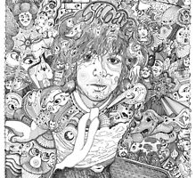 "Syd ""Mr Floyd"" Barrett by Lanceman"