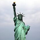 Statue of Liberty by pmarella