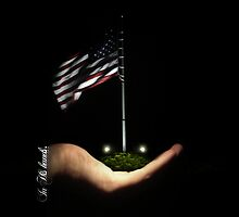 The USA is in His Hands... by webart