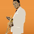 Miles Davis by Keith Henry Brown