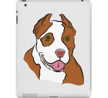 Red Nosed Pit iPad Case/Skin