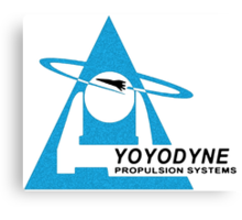 Yoyodyne Propulsion Systems Canvas Print