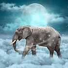Walk With the Dreamers (Elephant in the Clouds) by soaringanchor