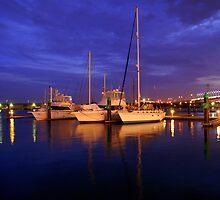 Dockland Delight by Kathryn Potempski