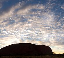 Uluru and KataTjuta - A Love Story (Part III) by Wendy  Slee