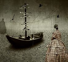 The Mess You Left Behind.... by Karen  Helgesen