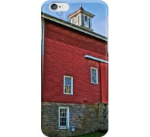 Erwin Stover Barn iPhone Case/Skin