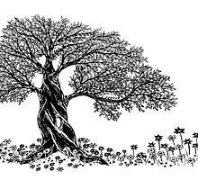 The Old Oak by HazelAlice