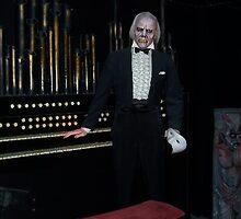 Phantom of the Opera wax figure, San Antonio, Texas by chord0