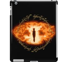 Sauron -- One Ring iPad Case/Skin