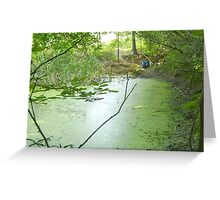 watering hole  reviewed Greeting Card