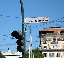 del Colosseo by persnicketier10