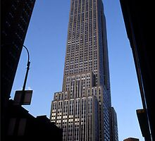 Empire State by artism