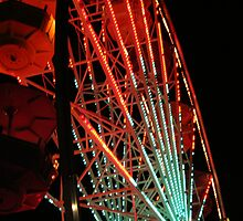 Ferris Wheel by Anjalee