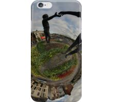 Hands Across the Divide, Derry iPhone Case/Skin