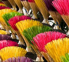 Incense (Hue, Viet Nam) by Matthew Stewart