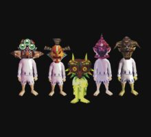 moon children - majora's mask by toofaded