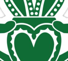 Celtic claddagh Sticker
