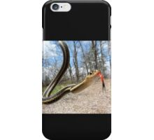 Silly Willy Nilly Snake iPhone Case/Skin