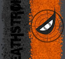 Deathstroke by enfuego360