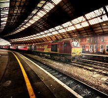Bristol Temple Meads by greenbunion