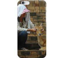 Giving A Good Massage iPhone Case/Skin