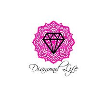 Diamond Life: Clarity ∞ Balance (mugs) by NewDirection