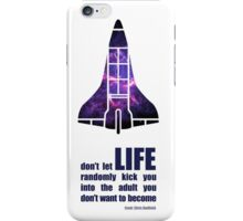Astronaut Cmdr. Chris Hadfield iPhone Case/Skin