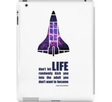 Astronaut Cmdr. Chris Hadfield iPad Case/Skin