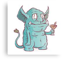 Drunk Goblin Canvas Print