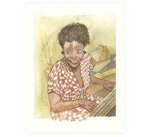 Mary Lou Williams Art Print