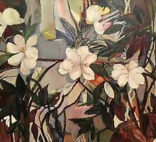 Magnolia Song by Mary Buckley