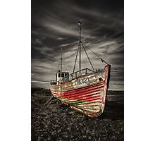 The Ghost Ship Photographic Print