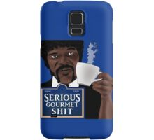 Serious Gourmet Shit Samsung Galaxy Case/Skin