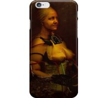 The perfect woman; test subject #3 iPhone Case/Skin