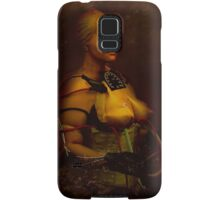 The perfect woman; test subject #3 Samsung Galaxy Case/Skin