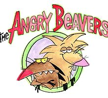 Angry Beavers by Monique Cutajar