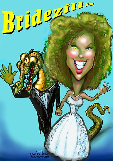 Bridezilla by Kevin Middleton