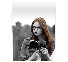 Amy Pond Book Poster