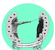 Accio Women's Rights-Mint by jordystories