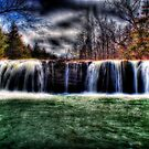 Falling Waters by Scott Ward