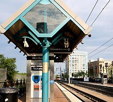 Trains to Hoboken by pmarella