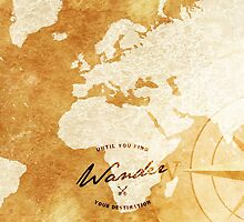Wander the World  by MachoGifts