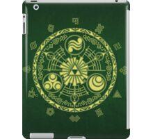 Zelda Triforce Art Logo iPad Case/Skin